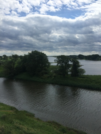 View over the Elbe