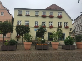 Havelberg market square