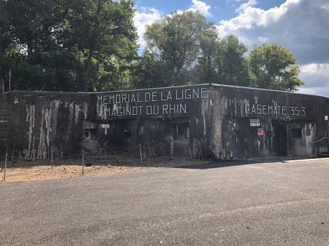 Maginot Line Museum at Marckolsheim